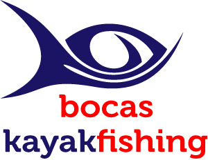 Bocas kayak fishing
